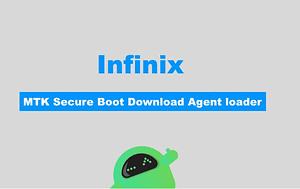 Infinix x627 da file mtk secure boot
